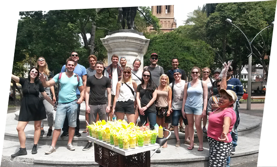 Thank You Real City Tours Medellin
