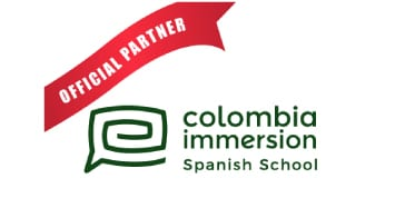 Colombia immersion logo - Real City Tours Medellin