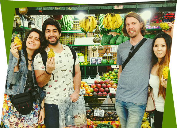 Exotic fruits tour - Real City Tours Medellin